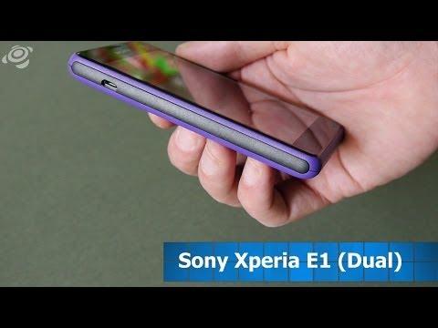 Sony Xperia E1 (Dual) im Test [DE]