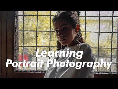 Learning Portrait photography ft. Soumya Wadhwani | Vlog  *NOT A TUTORIAL*  #Mastikhorxjugaadbandi thumbnail