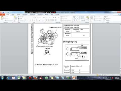 Toyota Engine 2KD FTV Repair Manual