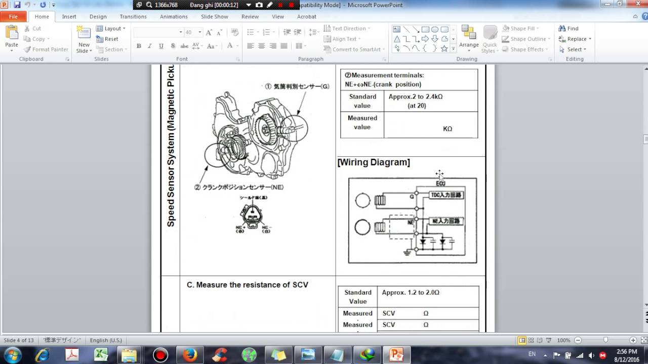 hight resolution of toyota engine 2kd ftv repair manual