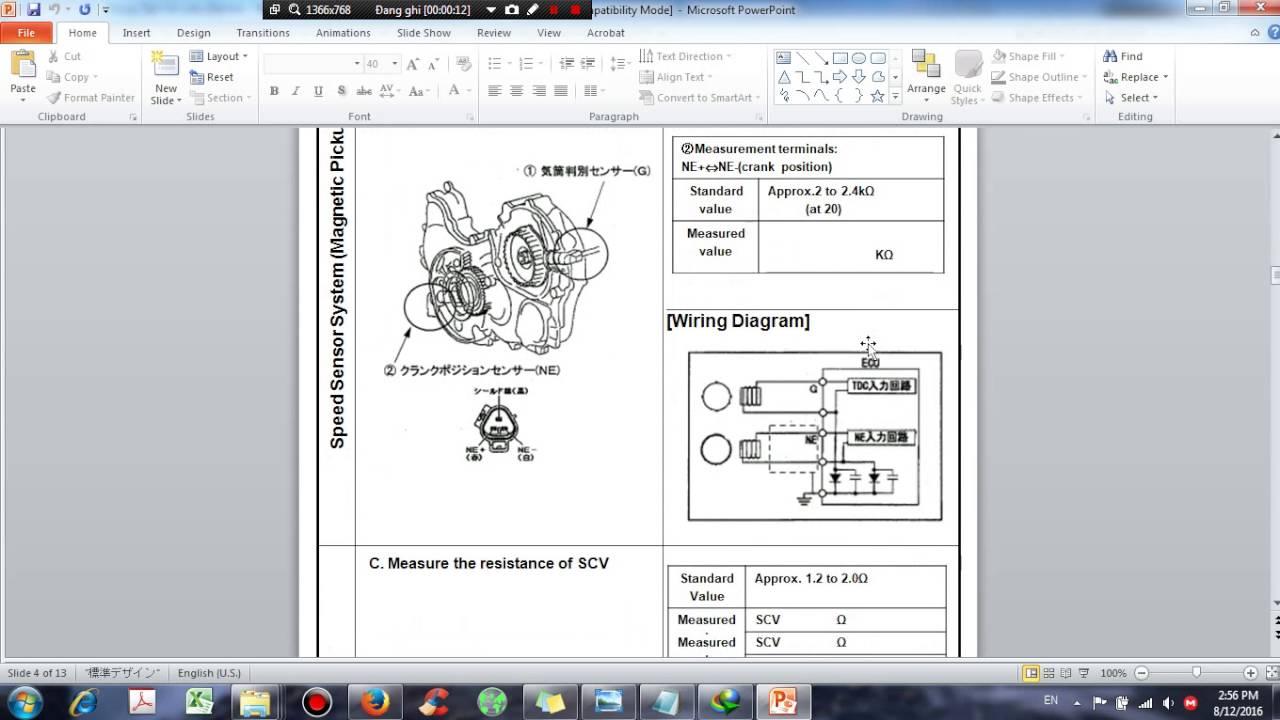 toyota engine 2kd ftv repair manual [ 1280 x 720 Pixel ]