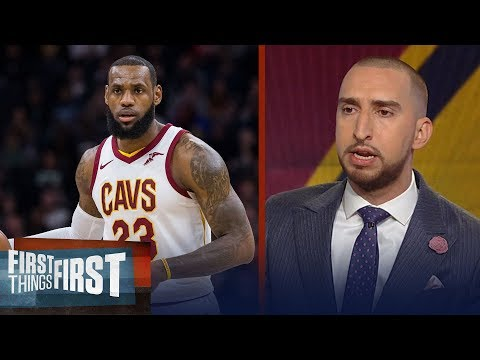 Nick and Cris talk Stephen Curry for MVP, reveal concerns about LeBron and Cavs   FIRST THINGS FIRST