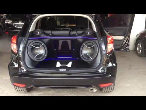 Audio mobil SQ + L HRV | Innovation car audio jakarta