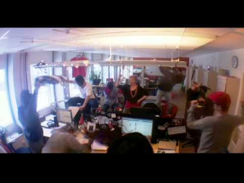 Harlem Shake by Metropol 93.8 (Radio Sweden)