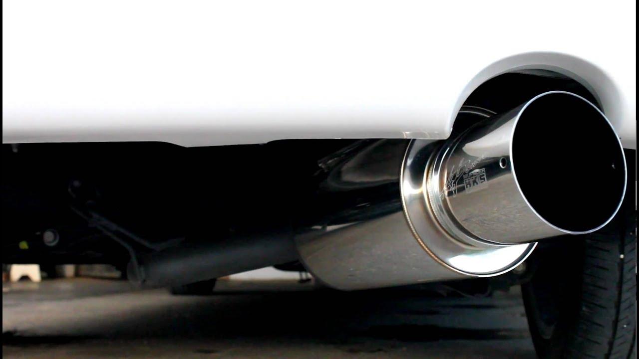 ultimate scion tc exhaust guide