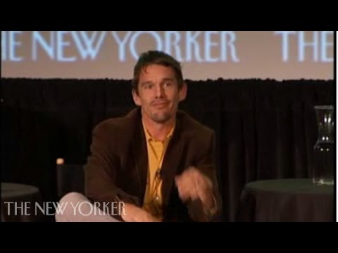 Ethan Hawke, Liev Schreiber On Acting - Young Shakespeareans - The New Yorker Festival