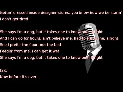 Kevin Gates - Kno One (lyrics)