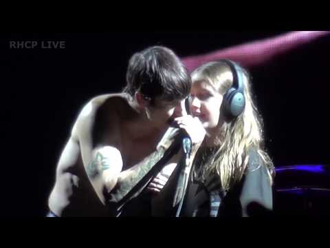 Red Hot Chili Peppers - Goodbye Angels (With Everly) - Riga 2017 (SBD audio)