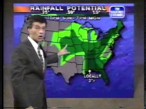 April 27, 1991 The Weather Channel