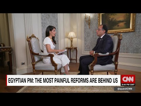 Egyptian prime minister discusses new economic phase