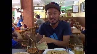 ブラジルでインドカレー食べてみた。 Eu comi o caril da Índia no Brasil
