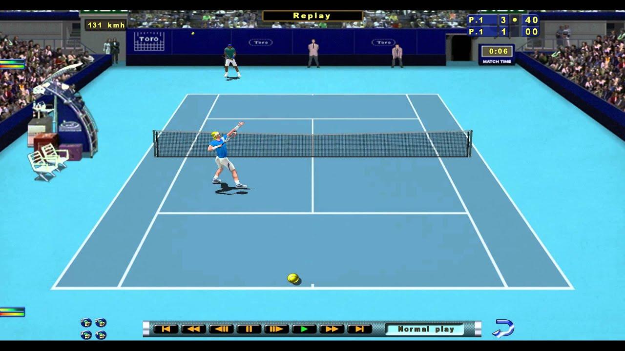 Tennis Elbow 2013 Lob