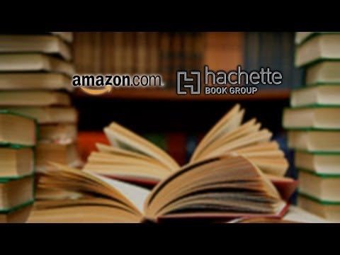 Authors take aim at Amazon over fight with publisher