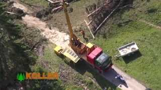 KOLLER K507 und MSK3 - Aerial Video