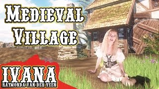 "Ivana - Medieval Village (Original Song & Official Music Video) ""Medieval Music"""