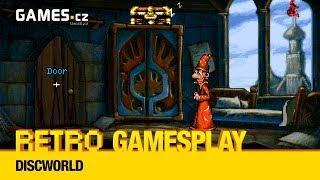Retro GamesPlay - Discworld + Extra Round - Destruction Derby