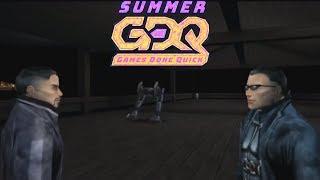 Deus Ex by Heinki in 45:08 - SGDQ2018