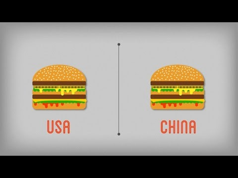 Big Mac Index Explained By Travelex