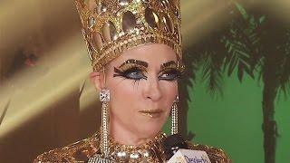 ¡la Vida Continúa! Yuri Ahora Se Transforma En Reina Egipcia
