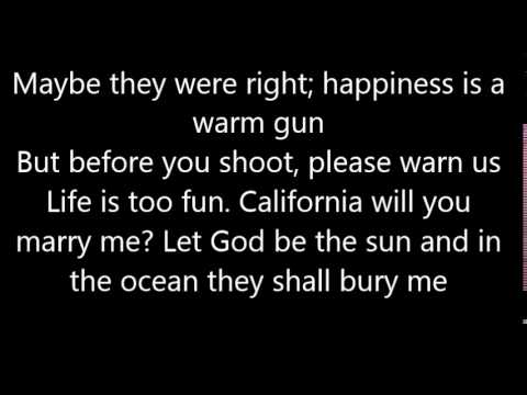 The Neighbourhood - West Coast (Lyric)