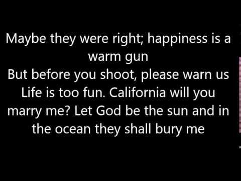 The Neighbourhood - West Coast (Lyric)