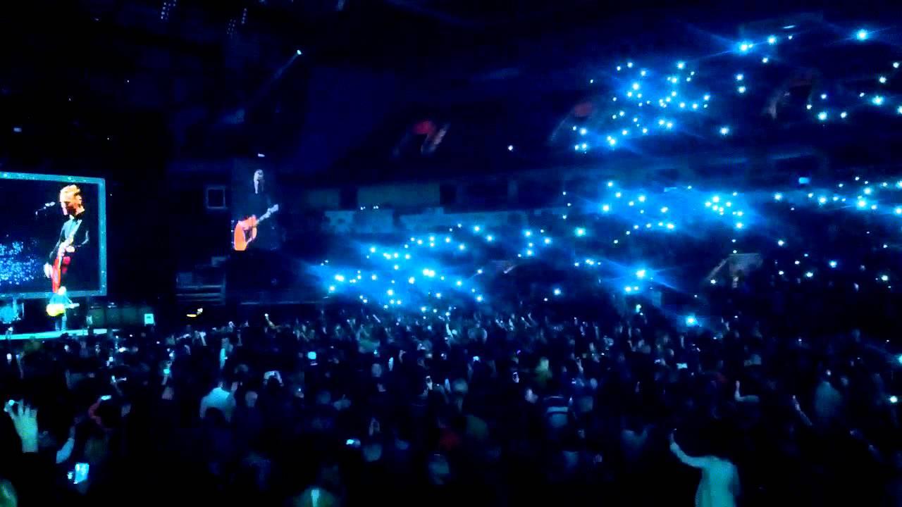 Bryan Adams All For One Budweiser Gardens London Ontario Feb 24 2015 Youtube