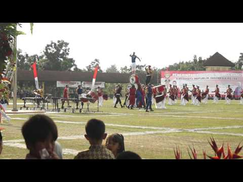 BP2IP TANGERANG ANGK-10 DRUMBAND SHOW masi 4 ( final mation)