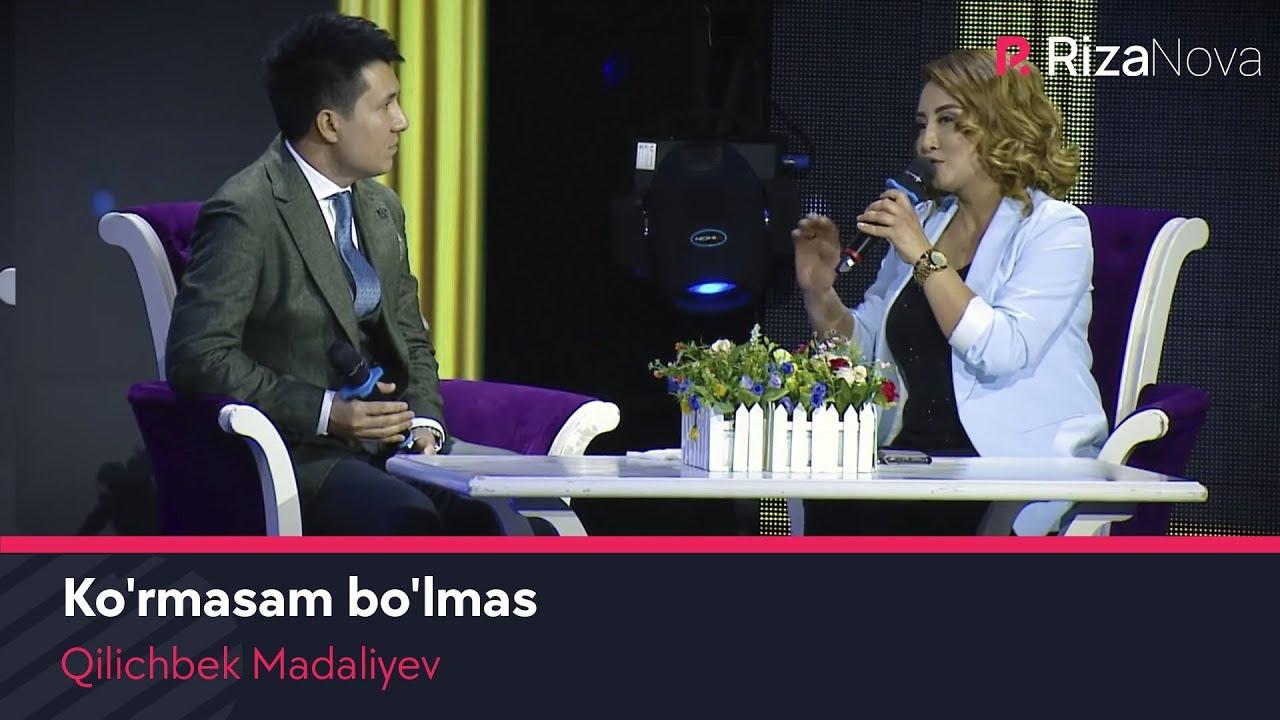 Qilichbek Madaliyev - Ko'rmasam bo'lmas (jonli ijro) (ZO'RTV) MyTub.uz