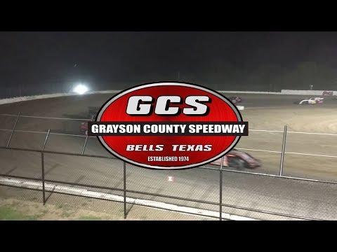 Grayson County Speedway 8.10.2019