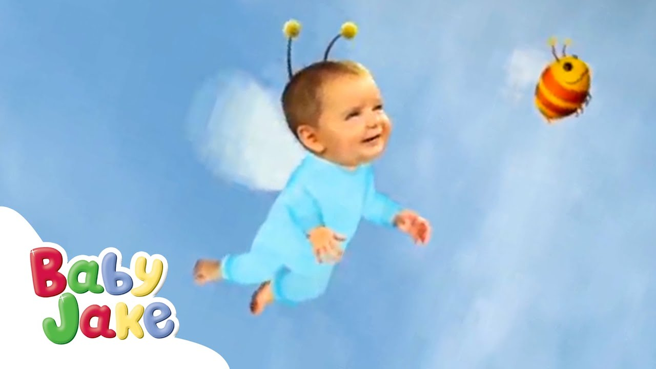 Baby Jake - Up in the Air! | Full Episodes | Cartoons for ...