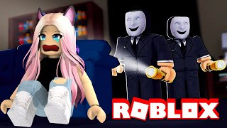 Wengie's First Time Playing Roblox Break In! (Part 1 and 2)
