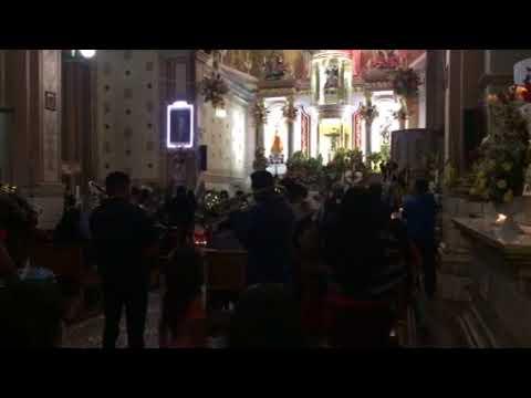 Mañanita Santa Cecilia (Banda Real Santiago Azajo Mich)88:;