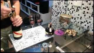 Mesa Pra 1 - Receita Do Drink Cham Cham