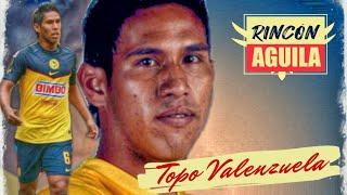 TOPO VALENZUELA | Ex Jugador del CLUB AMERICA | Rincon Aguila | Ep 44