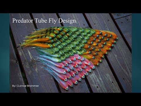 Fly Tying: Predator Tube Fly Design With Gunnar Brammer
