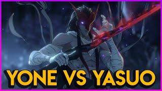 YONE VS YASUO ANİMASYONU & YONE HİKAYESİ