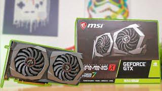 Nvidia's NEW VALUE KING? - MSI GTX 1650 Super Gaming X