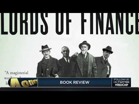 "Dave Gentry Reviews Financial Bestseller ""Lords of Finance"""