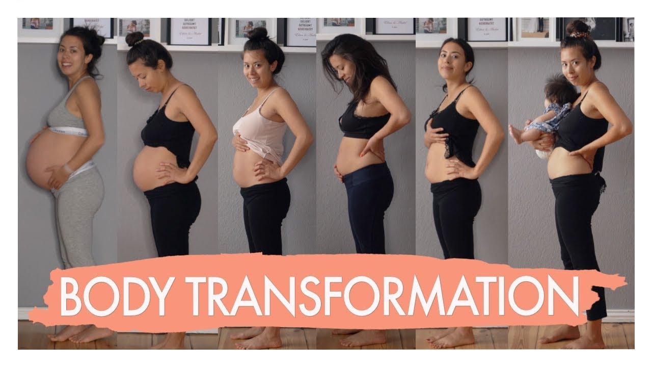 Frauen Nach Der Schwangerschaft