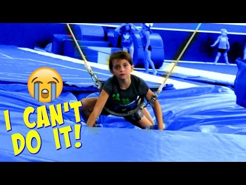 🎀 GET READY WITH ME FOR TUMBLING CLASS! 🎀 I CAN'T DO THIS!
