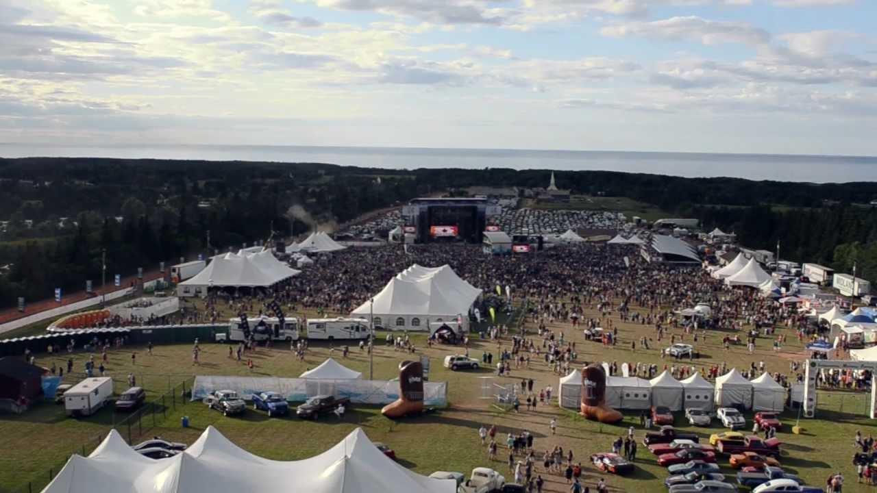 Cavendish Beach Music Festival Sponsorship Opportunities
