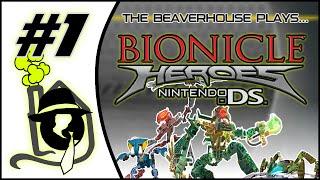 Rahkshi Like A Hurricane: BIONICLE Heroes DS #1