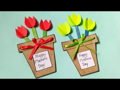mother's-day-card-making-|-easy-summer-craft-ideas-|-card-making-|-by-punekar-sneha
