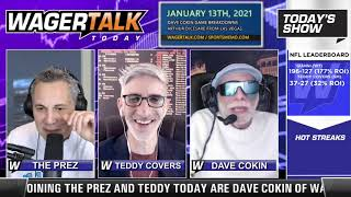 Daily Free Sports Picks | NHL Opening Night and College Basketball Picks on WagerTalk Today | Jan 13