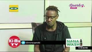 BADMAN CRUSHER INTERVIEW ON SPARK TV