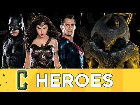Collider Heroes - Justice League: What Characters Will We See?