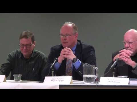 Common Cause in WI Public Forum in Madison on 2/17/2014 - Part 2