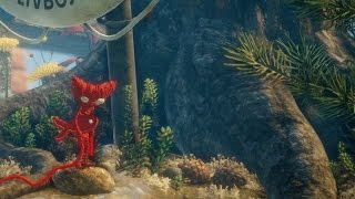 Unravel Gameplay Part 2 - AVOIDING CRABS on The Sea Level 2