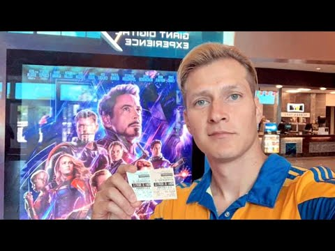 *Marvel Fan Attempts to See 'Avengers: Endgame' 200 Times*