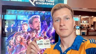Marvel Fan Attempting to See 'Avengers: Endgame' 200 Times